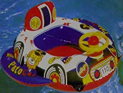 Summer Fun Deluxe Baby Boat