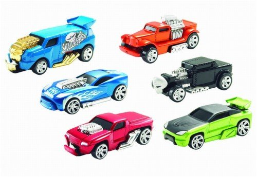 Hot Wheels Crashers Dread Head (Colors Vary)