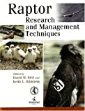 Raptor: Research and Management Techniques