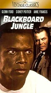 Blackboard Jungle [VHS]
