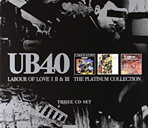 Labour Of Love Volume I/II/III (Platinum Collection)