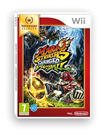 Mario Strikers: Charged Football (Wii)