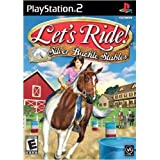 LETS RIDE SILVER BUCKLE STABLES (Sony PlayStation 2)