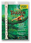 Recorder Fun: Tarzan (Book/Instrument)