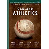 MLB Vintage World Series Films - Oakland A's 1972, 1973, 1974 & 1989 ~ Reggie Jackson
