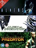 Alien And Predator Collection (Box Set) [DVD]