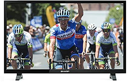"Sharp LC-32CHE4040E TV Ecran LCD 32 "" (81 cm) 720 pixels Tuner TNT 100 Hz"
