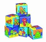 Playgro Soft Blocks for Baby