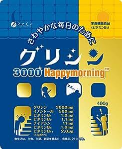 ファイン グリシン3000 ハッピーモーニング 400g 袋タイプ