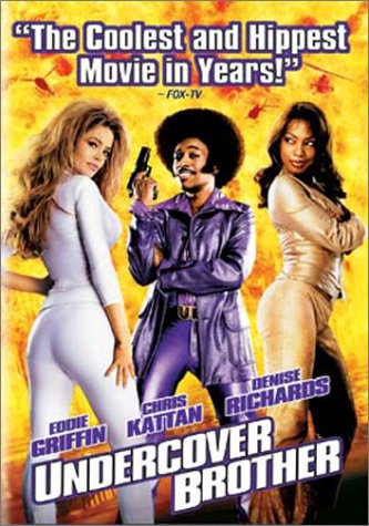 Undercover Brother (Full Screen Collector's Edition) (Nuwave Cover compare prices)