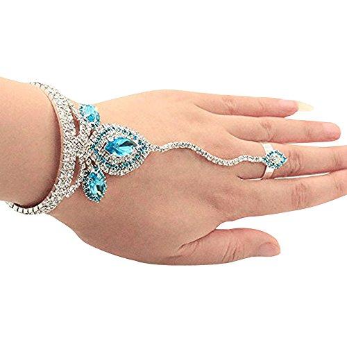 conteverr-bracciale-da-donna-cristallo-swarovski-elements-con-catena-da-dito-lago-blu