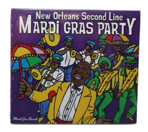 Toomey's Mardi Gras Mardi Gras Party CD - 1