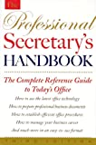 img - for The Professional Secretary's Handbook book / textbook / text book