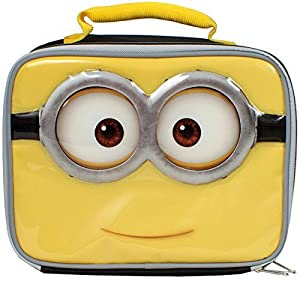 3 X Despicable Me Minion Lunch Kit