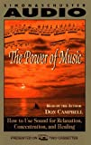 "The POWER OF MUSIC SOUND FOR THE MIND BODY AND SPIRIT: ""Sound for the Mind, Body and Spirit"""
