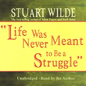 Life Was Never Meant to Be a Struggle Hörbuch