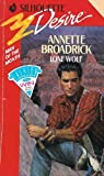 Lone Wolf (Silhouette Desire, No 666) (0373056664) by Annette Broadrick