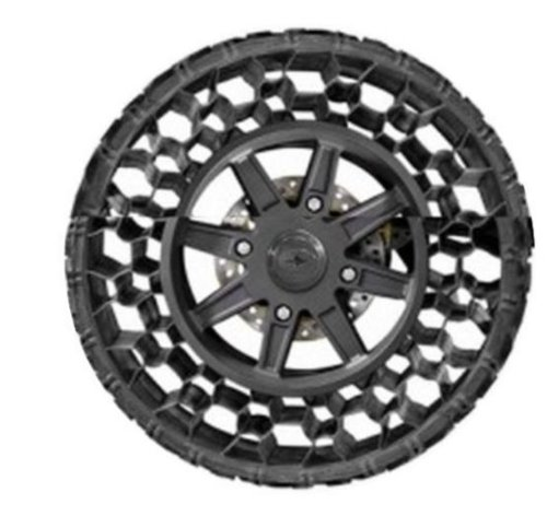 Polaris Non-pneumatic Tire/wheel Assembly (Set of 4)