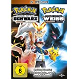 Pokémon - Der Film: Weiß - Victini and Zekrom / Schwarz - Victini and Reshiram 2 DVDs