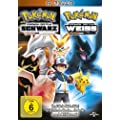 Pok�mon - Der Film: Wei� - Victini and Zekrom / Schwarz - Victini and Reshiram (2 DVDs)