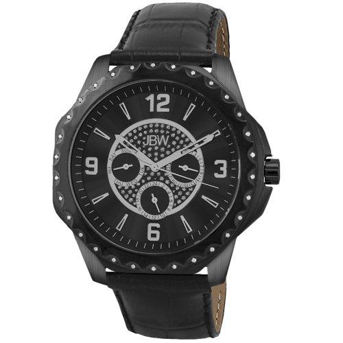 Acero inoxidable reloj Royale JBW crotalo
