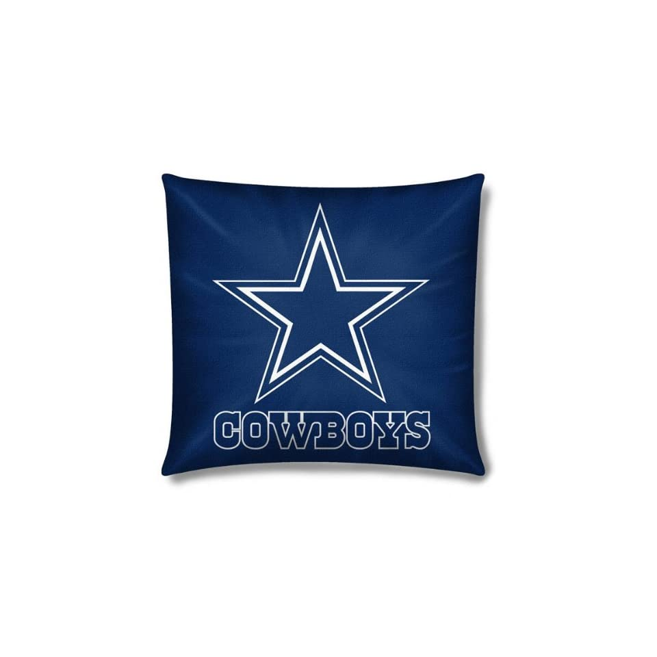 Dallas Cowboys 12 Toss Pillow