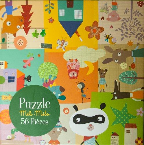 Meli-Melo Puzzle 56 Pieces - 1