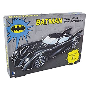 DC Comics Build Your Own Batmobile