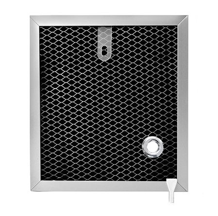 Cheap Charcoal Lint Screen Filter for Living Air Ecoquest Xl-15s (sensor) (B00794NEGW)