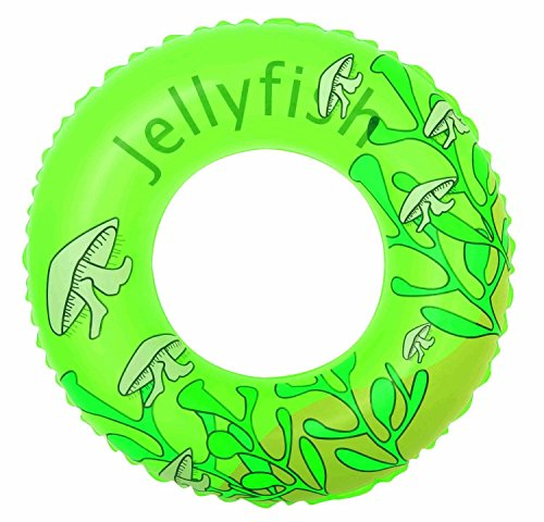 Bestway Toys Domestic Assorted Fish Swim Ring, 20""