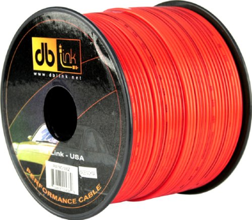 DB Link RW18R500Z Primary Wire (Red)