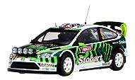 SunStar 1/18 フォード フォーカス RS WRC GB 2010 #5