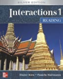 Interactions/Mosaic: Silver Edition - Interactions 1 (Low Intermediate to Intermediate) - Reading Class Audio Tapes (0073279943) by Kirn,Elaine