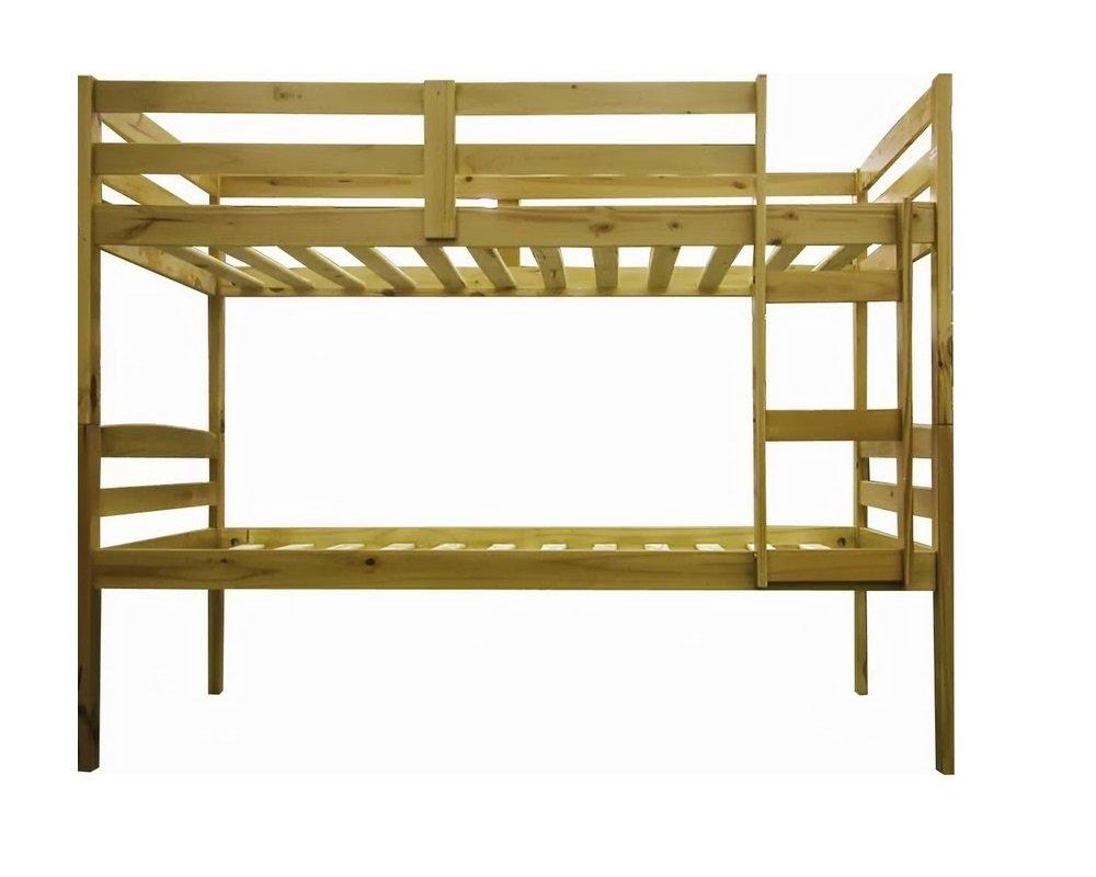 3ft Single Wooden Pine Bunk Bed Zara       Customer reviews