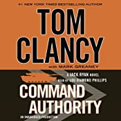 Command Authority | [Tom Clancy, Mark Greaney]