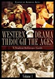 img - for Western Drama through the Ages [2 volumes]: A Student Reference Guide book / textbook / text book