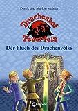 Drachenhof Feuerfels Band 3 - Der Fluch des Drachenvolks - Derek Meister