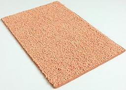 Orange Sherbet - 5\'x8\' Custom Carpet Area Rug
