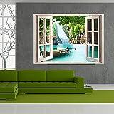 3D WANDILLUSION 140x100 cm Wandbild Fototapete Poster XXL...
