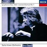 ベートーヴェン:交響曲第4番、第8番 他