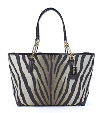 Zebra Print Over The Shoulder Bags 27