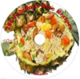Rice Recipes on CD World's Best Pudding Fried Pilaf Souffle Spanish and More