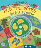 Playtime Rhymes for Little People (HC with CD)