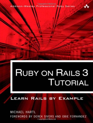 Ruby on Rails Tutorial: Learn Rails by Example