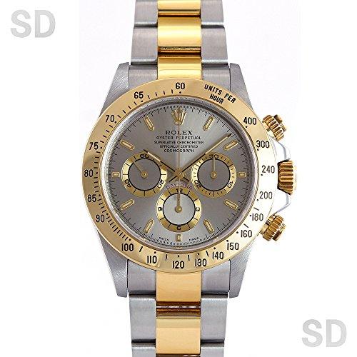 [ロレックス]ROLEX腕時計 デイトナ グレー Ref:16523 メンズ [中古] [並行輸入品]