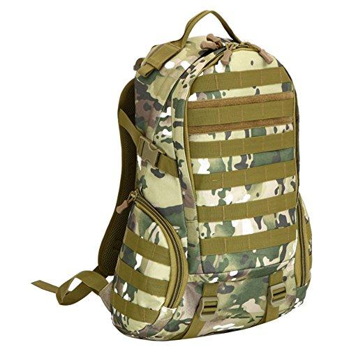 Tactical sac / Voyage / extérieur sac camouflage alpinisme / ordinateur étanche sac à dos-4 40L