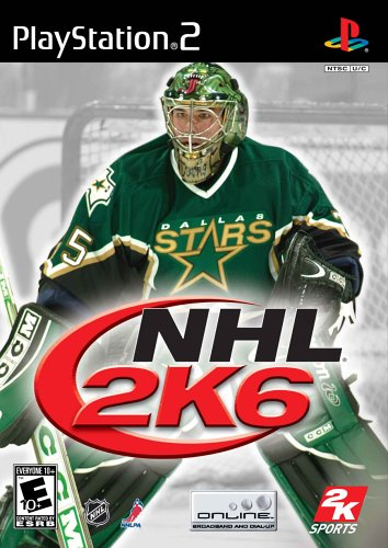 Nhl 2K6 - Playstation 2 front-835412