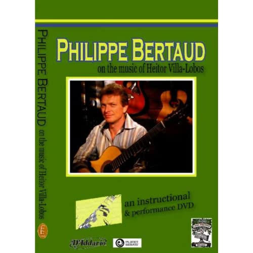 Bertaud DVD cover