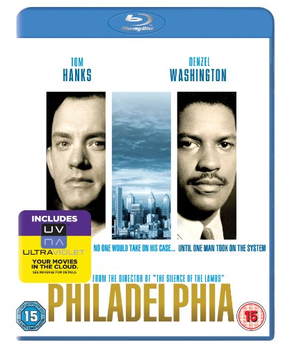 Philadelphia [Blu-ray] [UK Import]