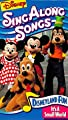 Sing Along Songs: Disneyland Fun It's A Small World [VHS]